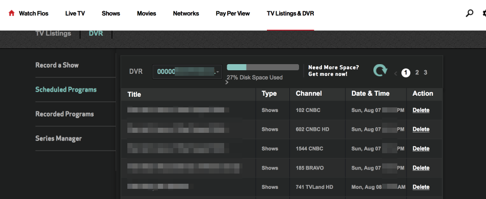 pfSense 2 3 Verizon FiOS setup with DVR and caller-ID